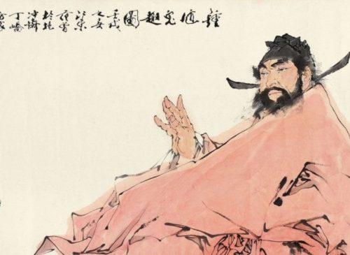 Fan Zeng a Roma: il calligrafo cinese della Grande Bellezza