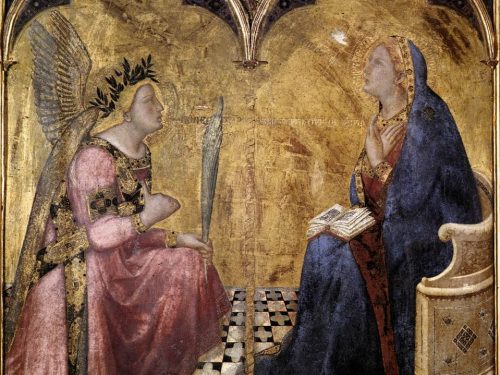 The importance of the figure of Mary in Tuscan art