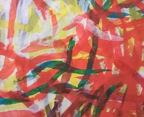 L'arte astratta di Chen Liang, il fascino del Neoespressionismo tedesco sull'oriente