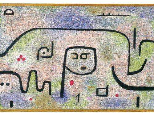 Paul Klee in  Berne