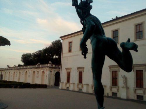Villa Medici. Accademia di Francia in Roma
