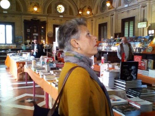 """""""Food and book """" and """"liberty"""" in Tuscany"""