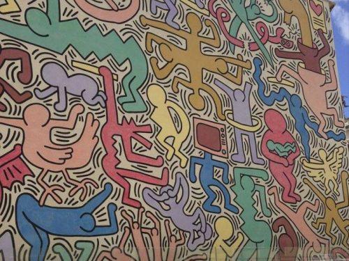 Keith Haring (1958-1990) a Milano