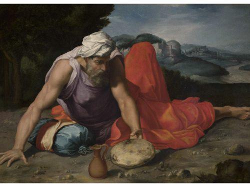 Daniele da Volterra at the Galleria Corsini, Rome