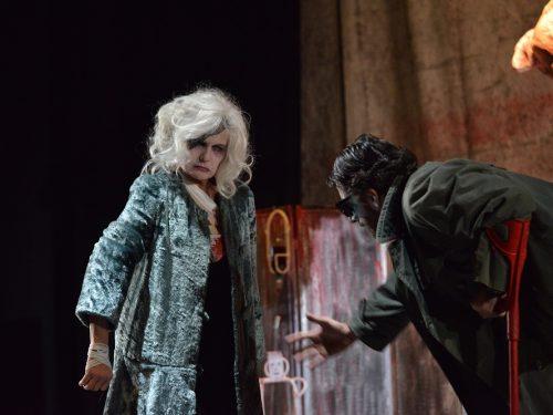 Strindberg alla Garbatella. Roma