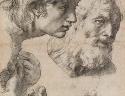 I disegni di Raffaello all'Ashmolean di Oxford