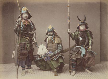 Il fotografo giapponese Kusakabe Kimbei