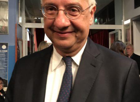 Ciao di Walter Veltroni al Teatro Quirino