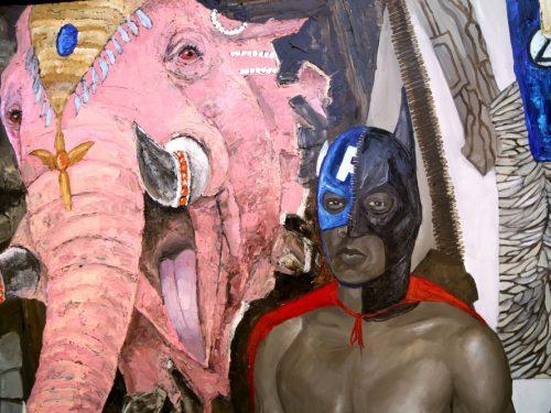 Mostra dell'artista Desiderio a Milano
