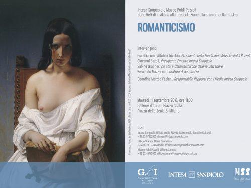 Il Romanticismo. Una mostra a Milano