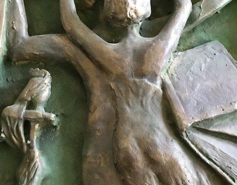 "Vincenza Spiridione: spirito libero per "" l'art pour l'art """