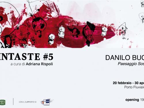 Danilo Bucchi a Skin Taste in Roma
