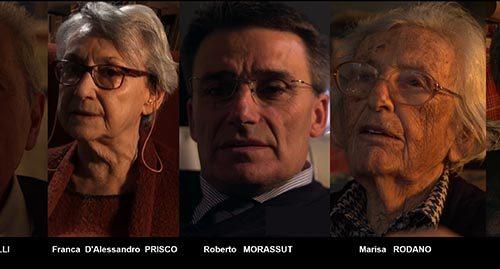 """""""Le periferie di Roma e il Movimento Democratico"""" film di Enzo De Camillis"""