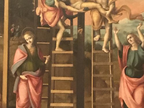 The Uffizi Gallery and the opening of new rooms dedicated to Venetian and Florentine artists of the sixteenth century
