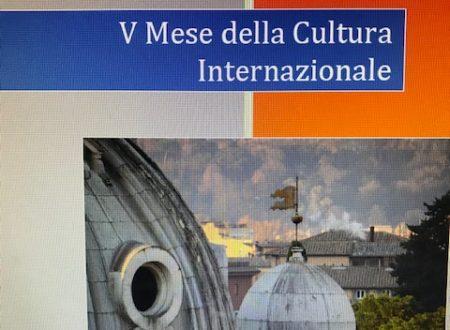 Il Mese della Cultura Internazionale a Roma