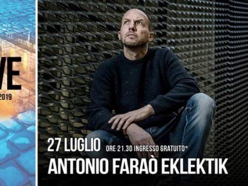 Il jazz di Antonio Faraó a Roma