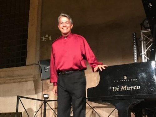 Memorabile Recital pianistico di Pietro De Maria a Roma #artcity2019
