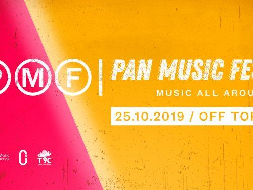 A Torino il Primo Festival targato Pan Music