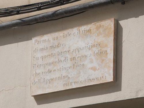 Nouvelles Flâneries a Parma