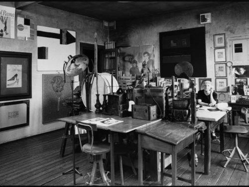 Corso per Curatore di Archivio d'Artista