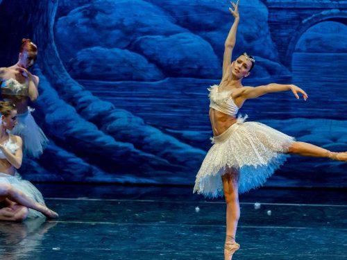 Il  LAGO DEI CIGNI con la coreografia di Luigi Martelletta alla Sala Umberto