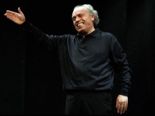 Monologhi tratti da Mistero Buffo di Dario Fo alla Sala Umberto in Roma