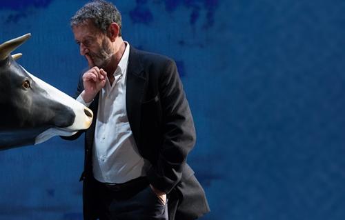 """Al Teatro Brancaccio in Roma: """"L'AMACA DI DOMANI"""" di MICHELE SERRA"""