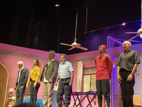 """""""Il Rompiballe"""" di Francis Veber va in scena al Teatro Ghione in Roma"""