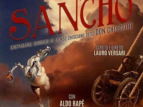 Al Teatro Palladium in Roma va in scena Sancho