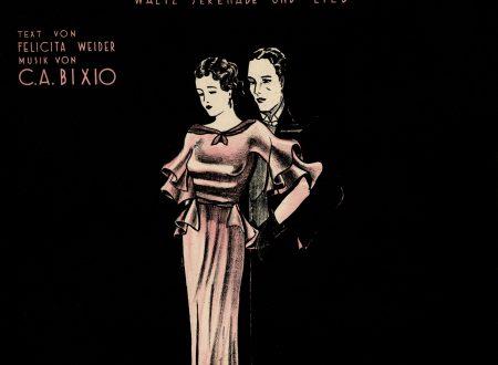 C.A. Bixio – Musica e Cinema nel '900 italiano a Roma