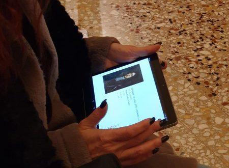 Un nuovo servizio disponibile da oggi alla Galleria Corsini in Roma