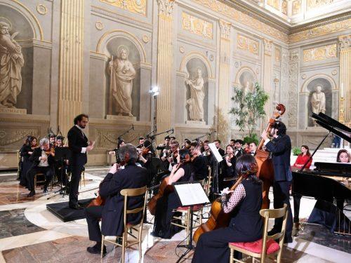 Concerto al Quirinale per l'Anno della Cultura dell'Azerbaigian in Italia