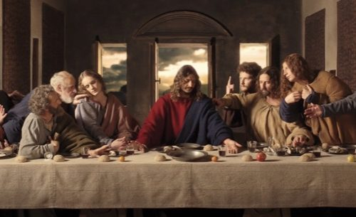 """""""The Last Supper: The Living Tableau"""""""