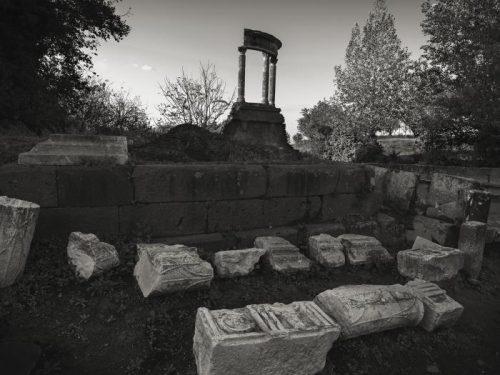 Requiem for Pompei, una mostra di Kenro Izu