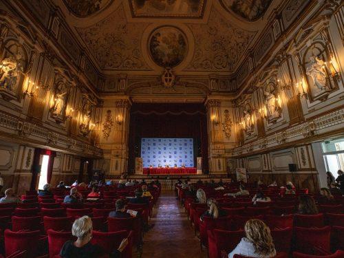 Il teatro rinasce a Napoli nonostante la pandemia