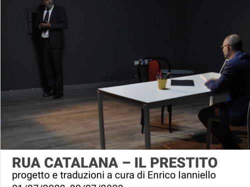 Il Prestito di Jordi Galceran apre il Napoli Teatro Festival