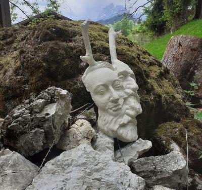 Sentieri d'arte a Cortina D'Ampezzo