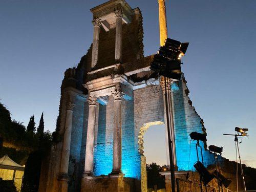 Teatri antichi per il nostro futuro mediterraneo (Scaena Mediterranea)
