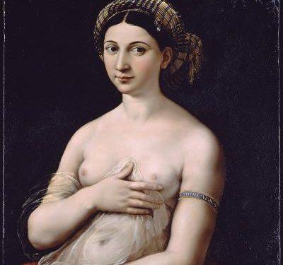 La Fornarina di Raffaello torna a Palazzo Barberini
