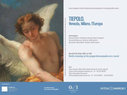 Giambattista Tiepolo a Milano