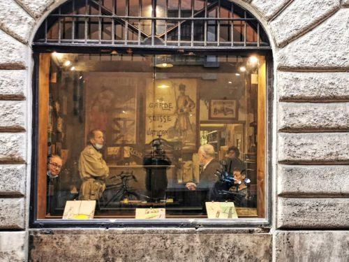 L'antica Litografia Bulla a Roma racconta il rapporto tra artigiani e artisti