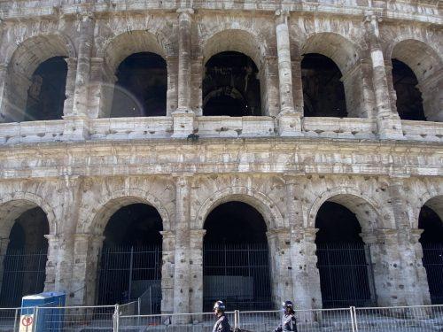 """""""Canti di pietra"""" al Parco archeologico del Colosseo"""