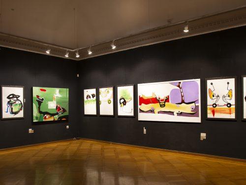 Metamorfosi – mostra d'arte contemporanea all'Accademia di Ungheria in Roma