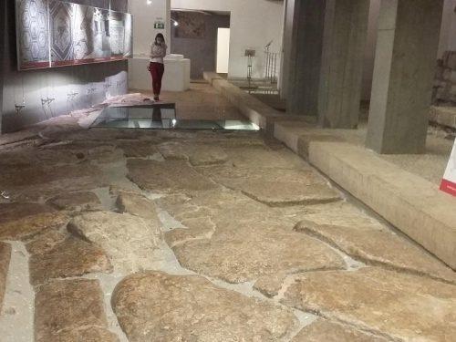 Visitabile l'antica Tridentum romana