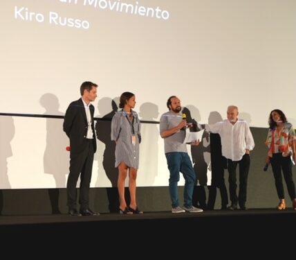 Assegnati i premi del Festival di Film di Villa Medici in Roma