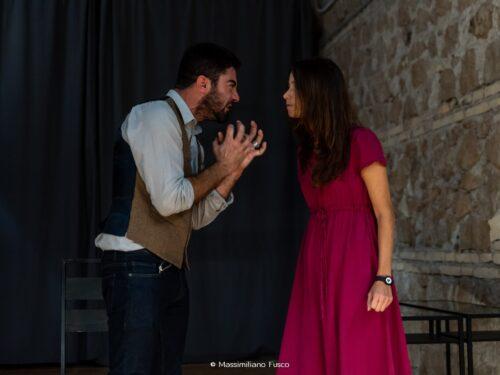 """""""LE REGOLE DEL GIOCO"""" al Teatro Petrolini in Roma"""